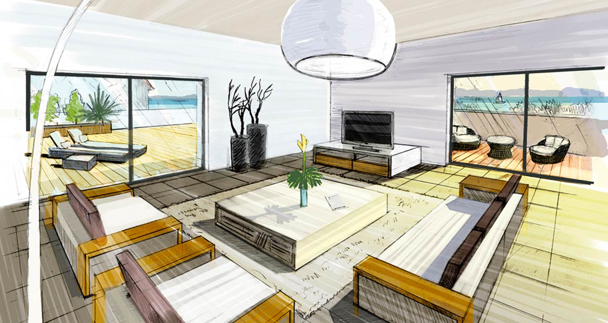 illustration immobilière